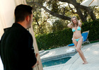 Tanya Tate & Kris Slater in Seduced by a cougar - Sex Position 1