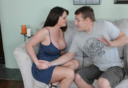 Maya Divine & Jerry in Seduced By A Cougar