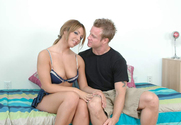 Lorena Sanchez & Jeremey Holmes in Socal Coeds - Sex Position 1