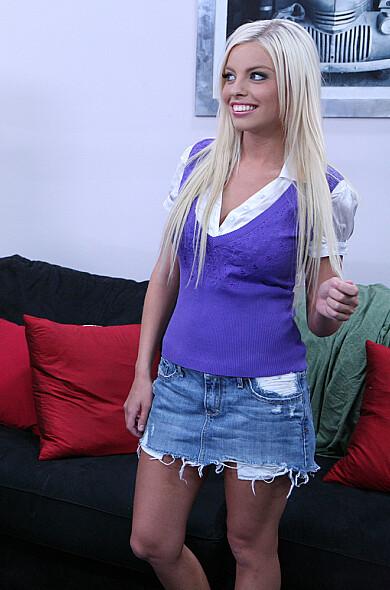VR pornoster Britney Amber