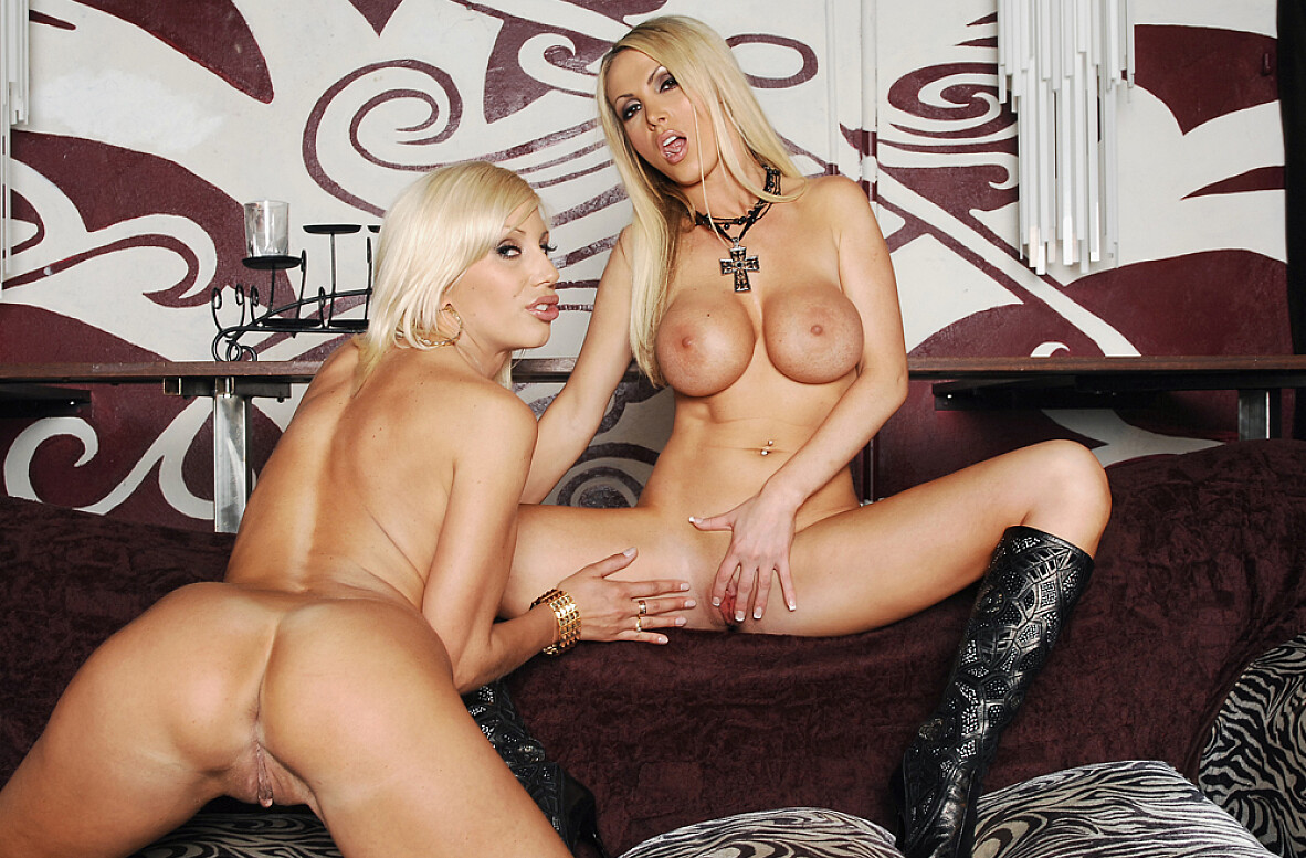 Watch Nikki Benz, Puma Swede and Alec Knight video in 2 Chicks Same Time