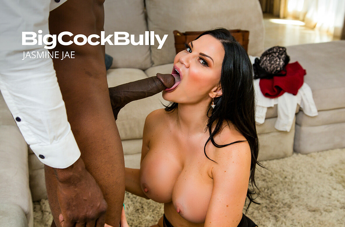 Watch Jasmine Jae and Jason Brown 4K video in Big Cock Bully
