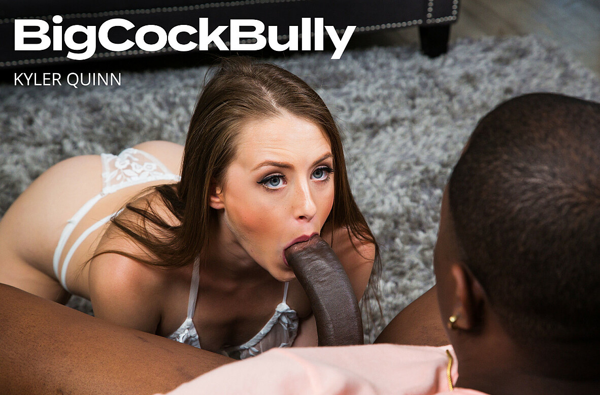 Watch Kyler Quinn and Rob Piper 4K video in Big Cock Bully