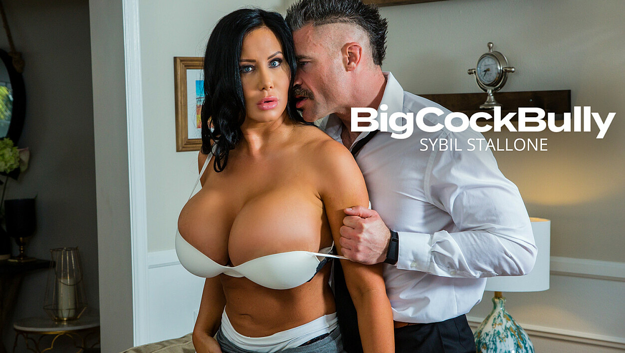Sybil Stallone is tired of her husband's bullying and his little dick