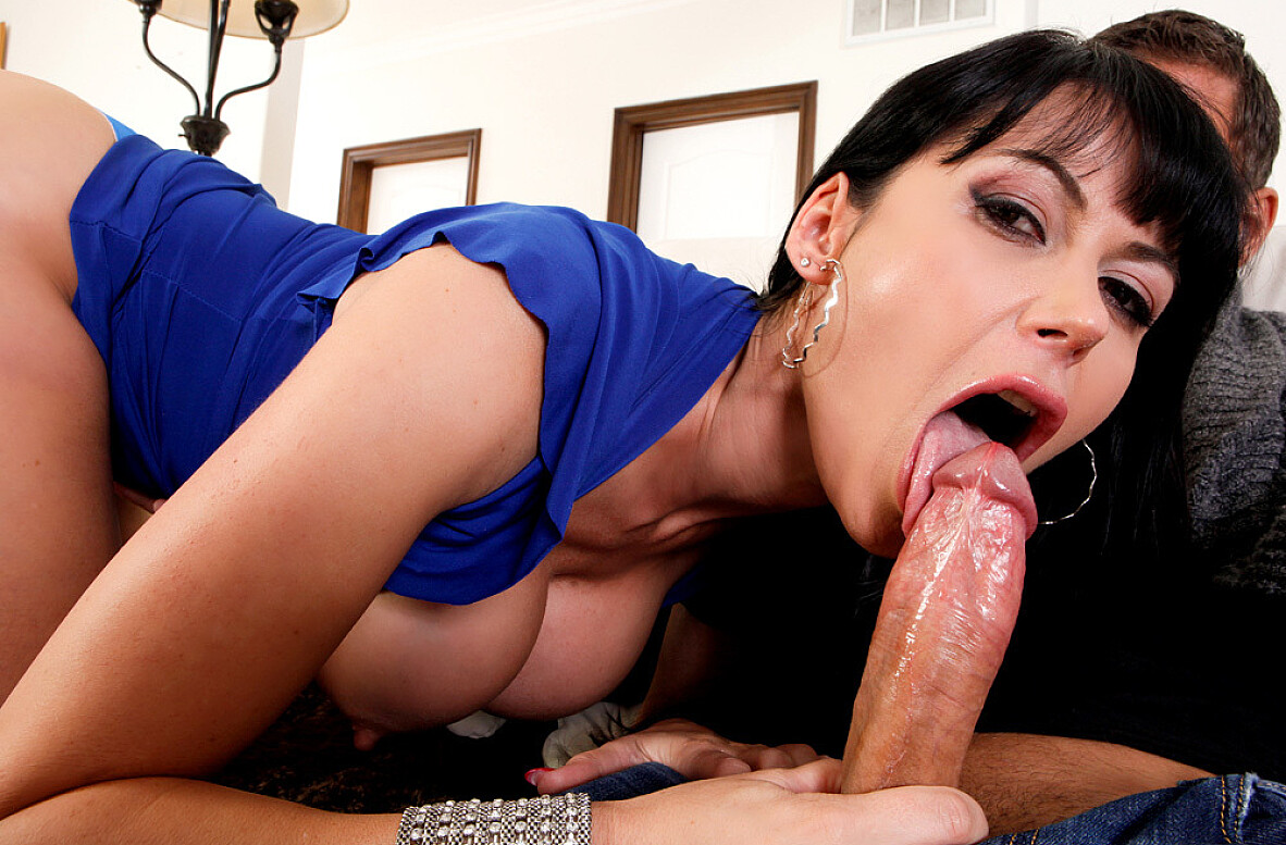 Watch Eva Karera and Mick Blue video in I Have a Wife