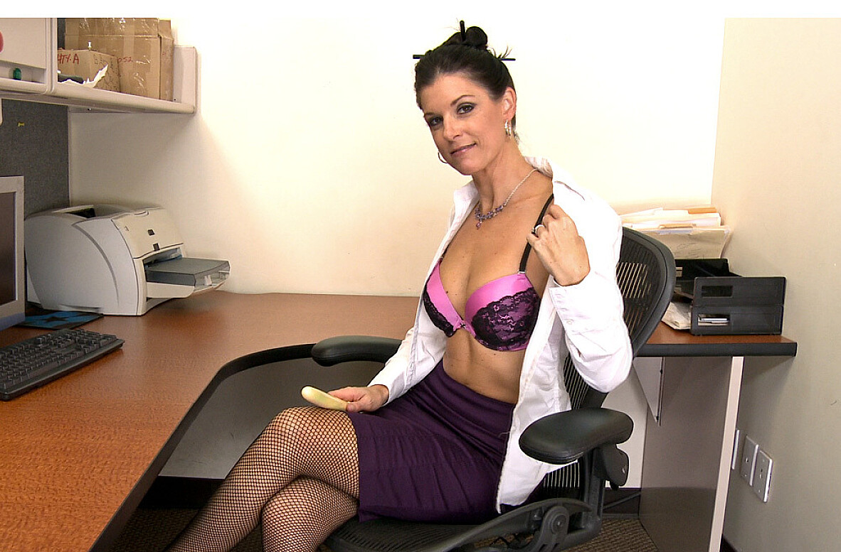 Watch India Summer video in Live Naughty Secretary