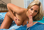 Olivia Austin & Bill Bailey in My Friend's Hot Girl