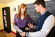 Lauren Phillips & Bruce Venture in My First Sex Teacher