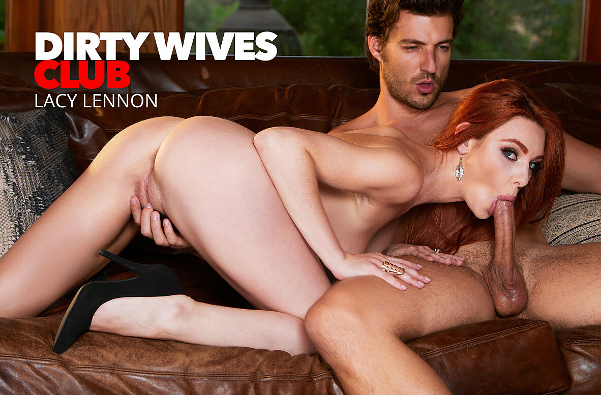 Watch Lacy Lennon and Jay Smooth video in Dirty Wives Club
