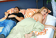 Aline & Mikey Butders in Neighbor Affair