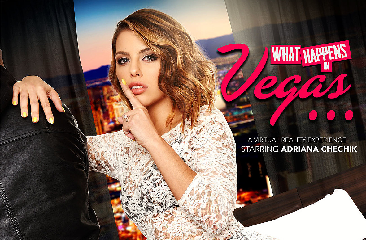 Watch Adriana Chechik and Van Wylde VR video in Naughty America