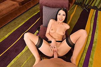 Alex Coal hot as hell and fucks YOU in VR - Sex Position 3