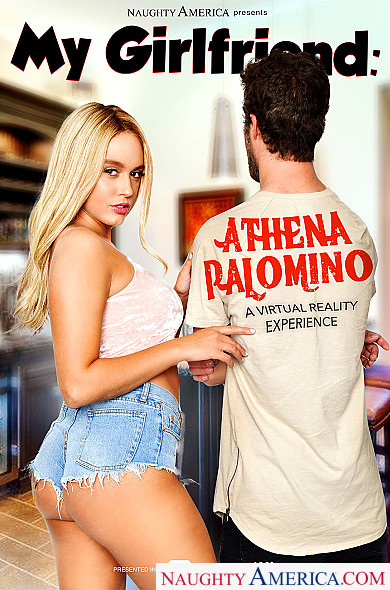 Watch Athena Palomino enjoy some American and Big Ass!