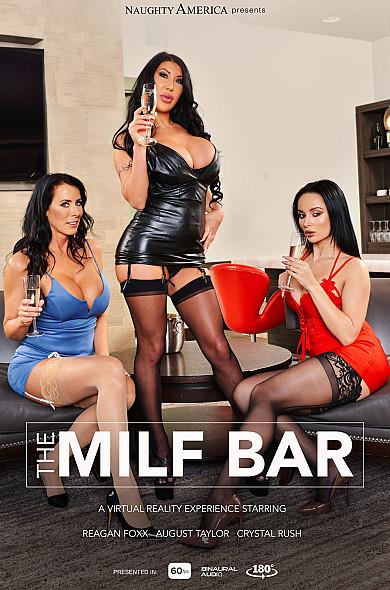 MILF Bar porno hete zwarte vrouwen seks