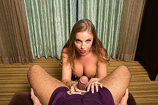 Britney Amber Fucks You In A Hotel  - Sex Position 1