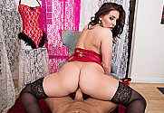 Gracie Glam & Chad White in Naughty America