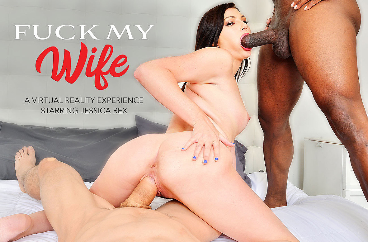 Watch Jessica Rex, Bambino and Prince Yahshua VR video in Naughty America
