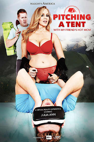 Watch Jillian Janson enjoy some American and BGG!