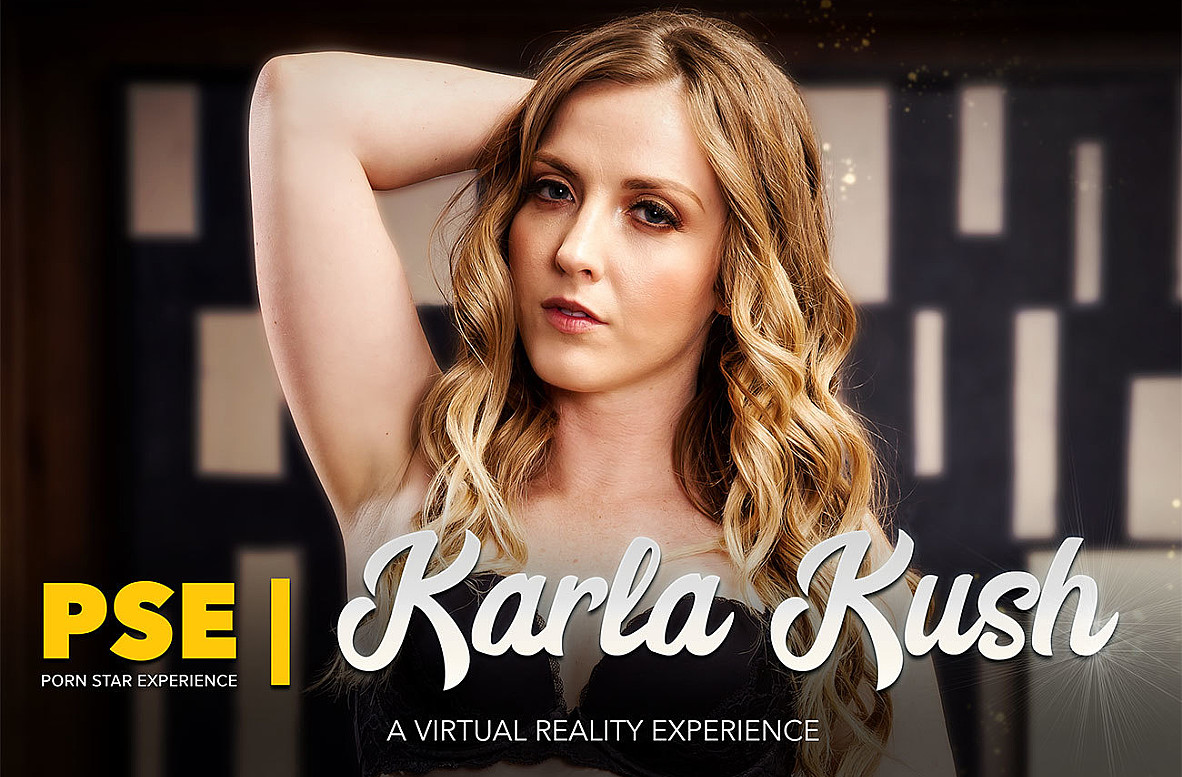 Watch Karla Kush and Johnny Castle VR video in Naughty America