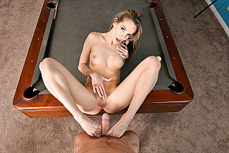 Kimmy Granger fucking in the chair with her medium ass - Sex Position 4