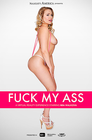 Watch Mia Malkova enjoy some American and Ass smacking!