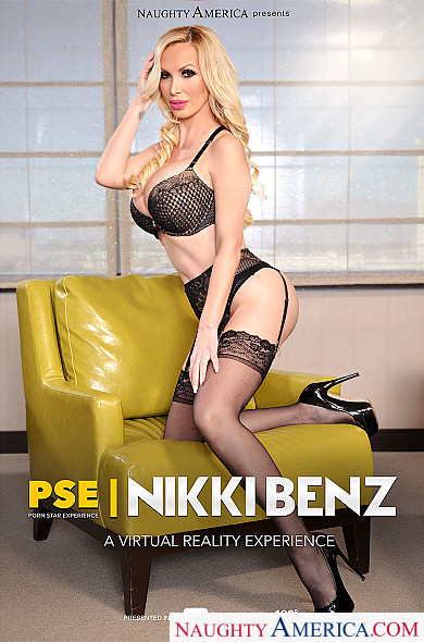 Watch Nikki Benz enjoy some 69 and Athletic Body!