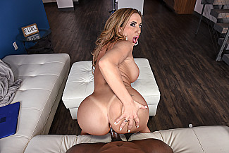 Richelle Ryan fucking in the floor with her big tits - Sex Position 2