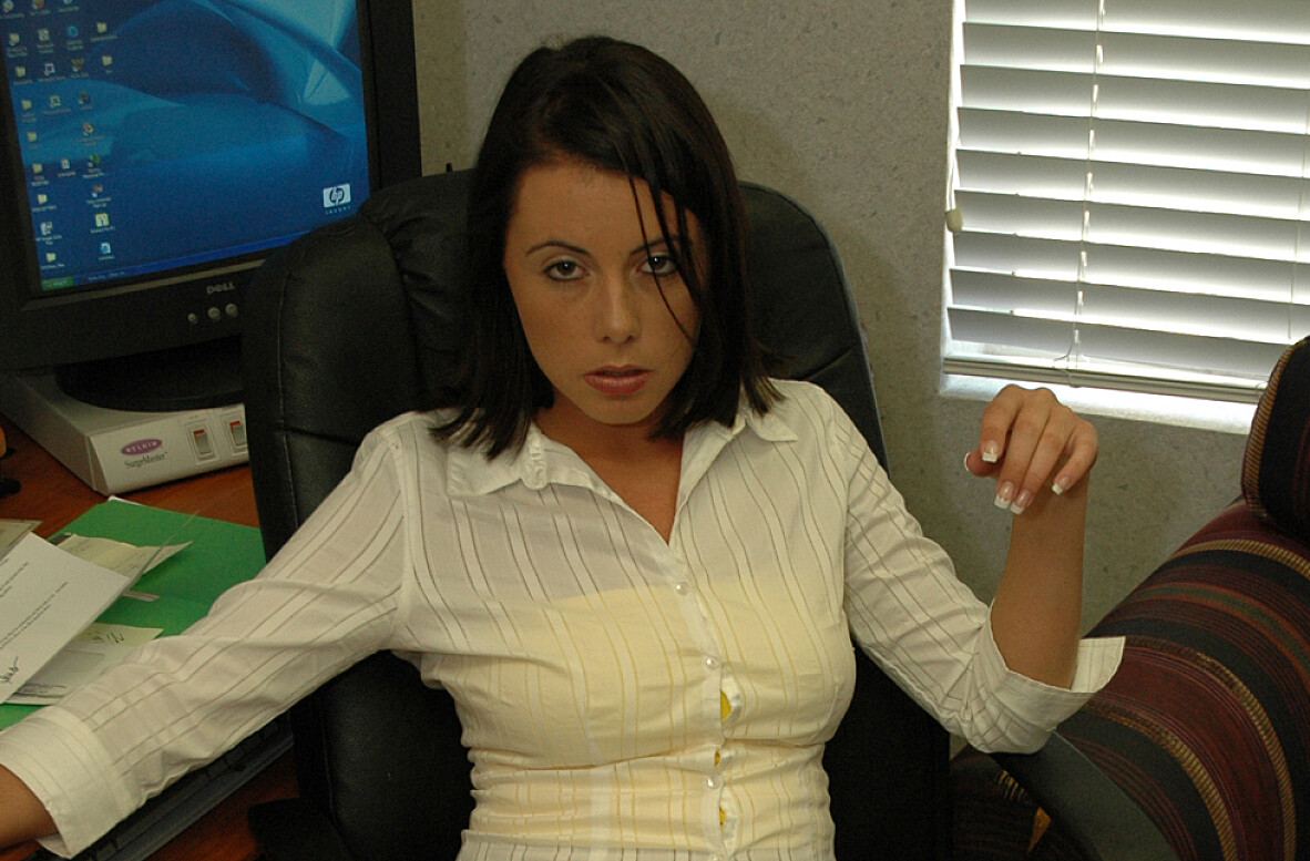 Watch Penny Flame video in Naughty Office