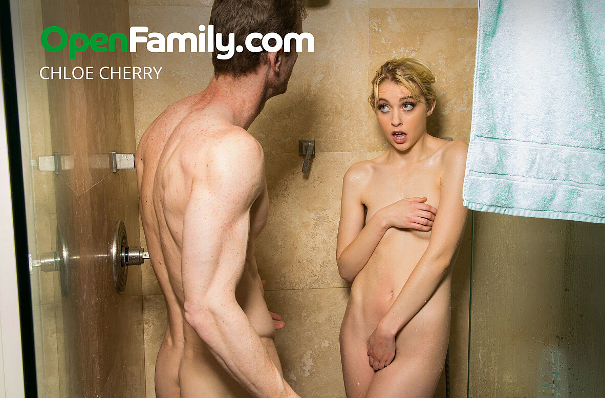 Watch Chloe Cherry and Ryan Mclane 4K video in Open Family