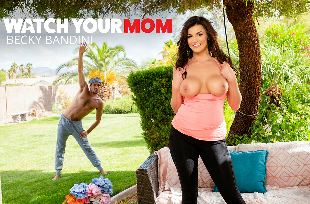 Watch Becky Bandini and Tyler Nixon 4K video in Watch Your Mom