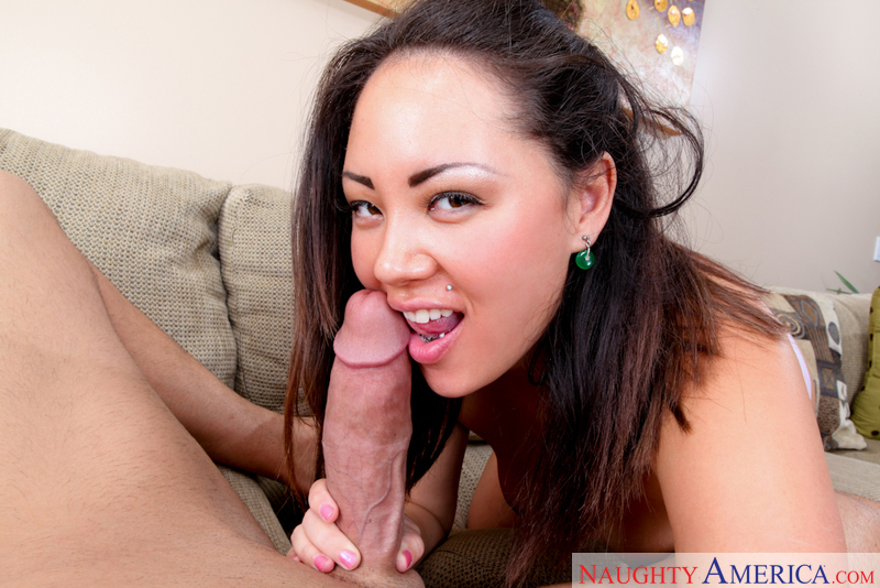 Billy glide blowjob