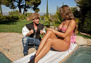 Esperanza Gomez & Johnny Sins in American Daydreams