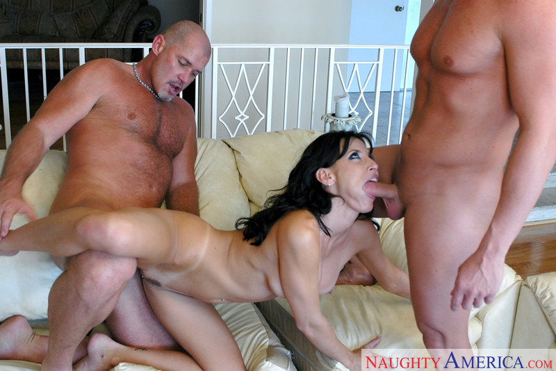 Lezley Zen  Joey Ray In Diary Of A Milf - Naughty America -1571