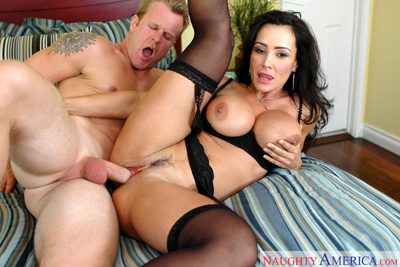 Lisa ann diary of a milf