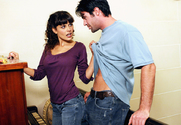 Lola del Valle & Charles Dera in Latin Adultery