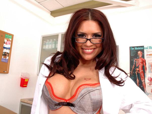 eva angelina in live naughty nurse #3