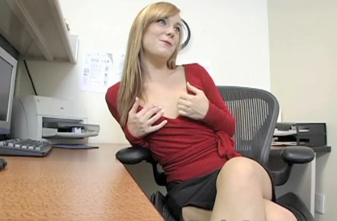 Watch Dani Jensen video in Live Naughty Secretary