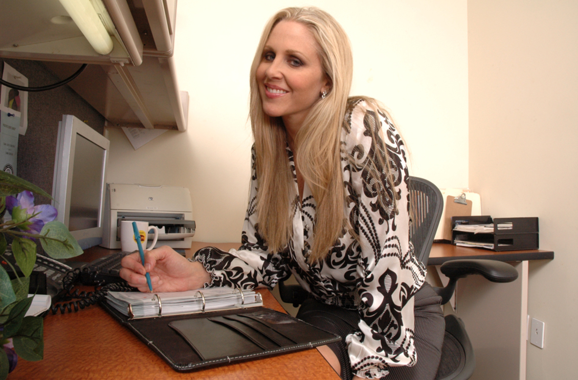 Watch Julia Ann video in Live Naughty Secretary