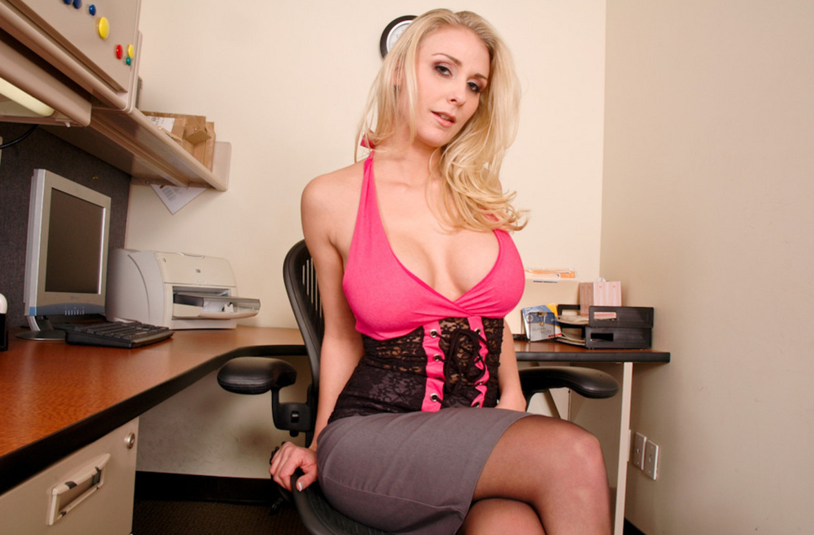 Watch Madison Fox video in Live Naughty Secretary