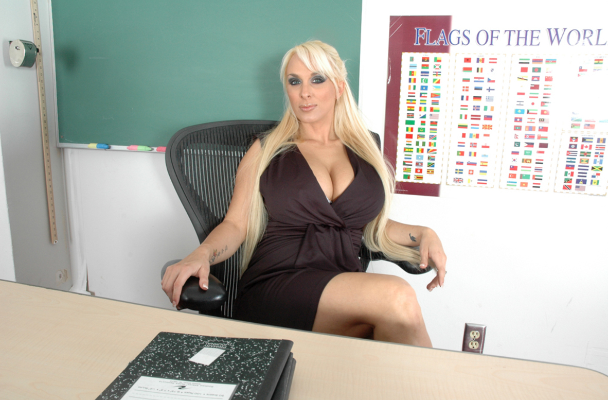 Watch Holly Halston video in Live Naughty Teacher