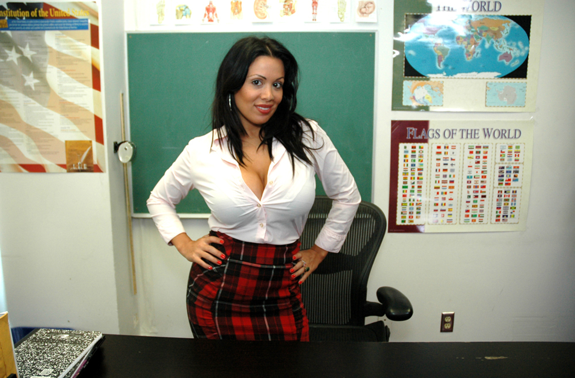 Watch Sienna West video in Live Naughty Teacher