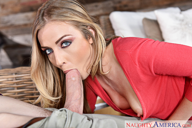 Karla Kush fucking in the chair with her bubble butt - Sex Position 2
