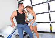 Adriana Chechik & Johnny Castle in My Friend's Hot Girl