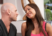 Angelica Heart & Johnny Sins in My Friend's Hot Girl
