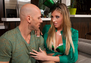 Samantha Saint & Johnny Sins in My Friend's Hot Girl