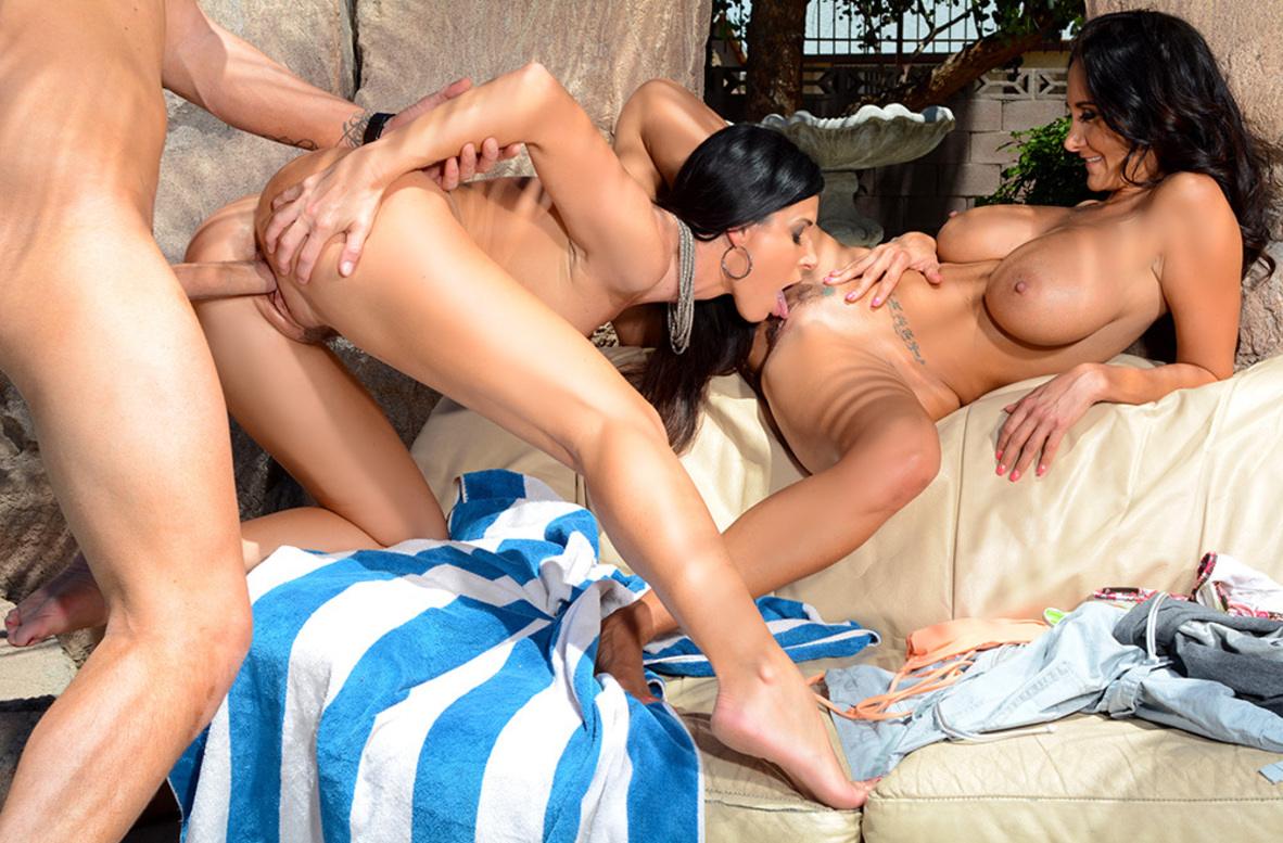 Watch Ava Addams, India Summer and Clover 4K video in My Friend's Hot Mom