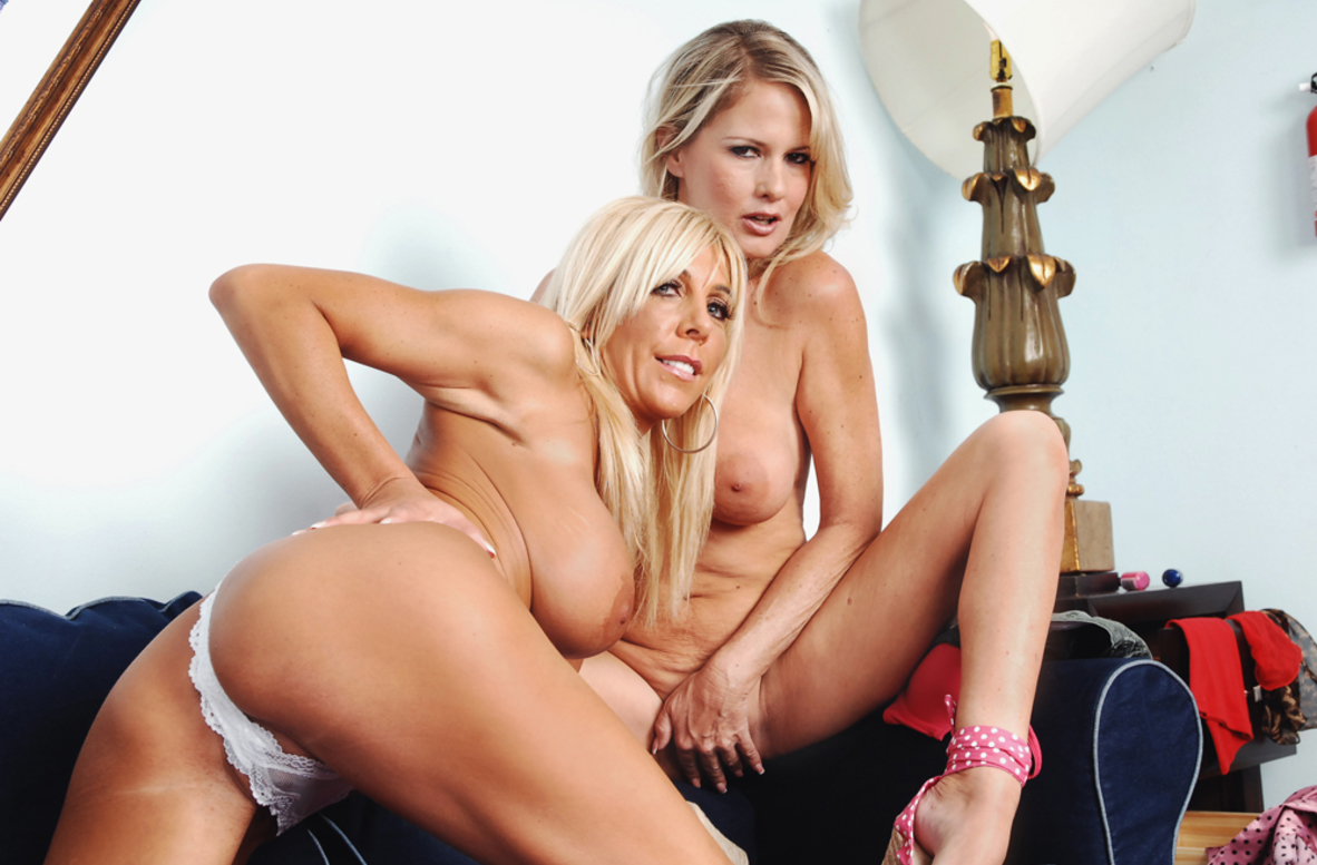 Watch Bridgett Lee, Misty Vonage and Johnny Sins video in My Friend's Hot Mom