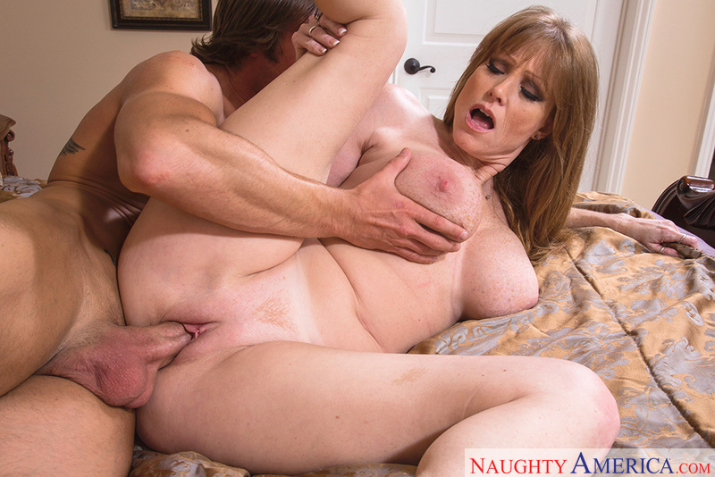 hot nude redhead mother