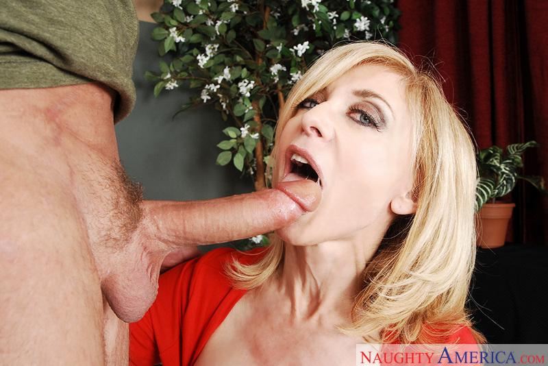 job star Blonde porn blow