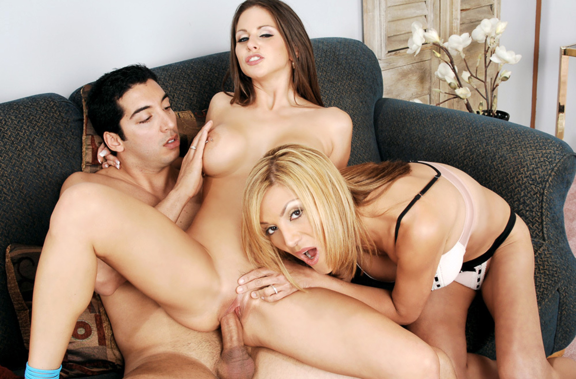 Watch Rachel Roxxx, Sofia Soleil and Marcos Leon American video in My Friend's Hot Mom